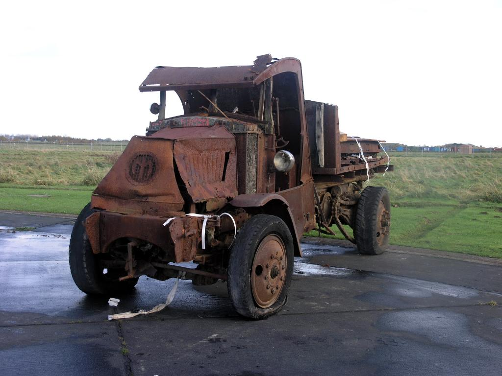 1929 Mack AC 51/2 Ton Medium Duty Dump